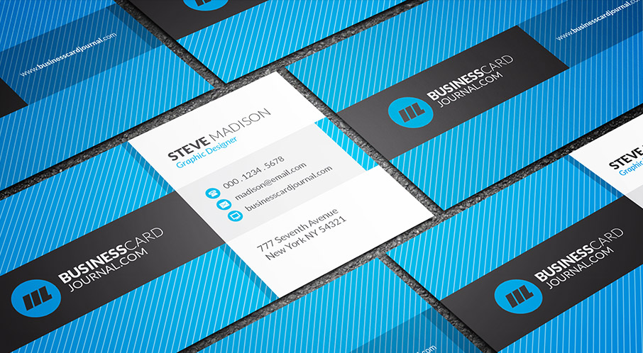 How to choose business card material?