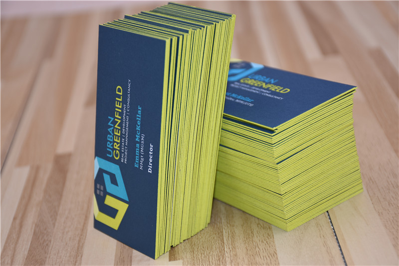 Thick Paper Card Serial
