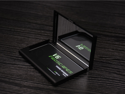 Business Black Metal Card